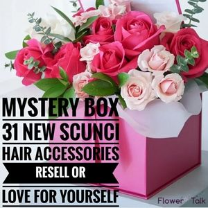 Mystery Box 31 NWT Hair Accessories Resell Gift